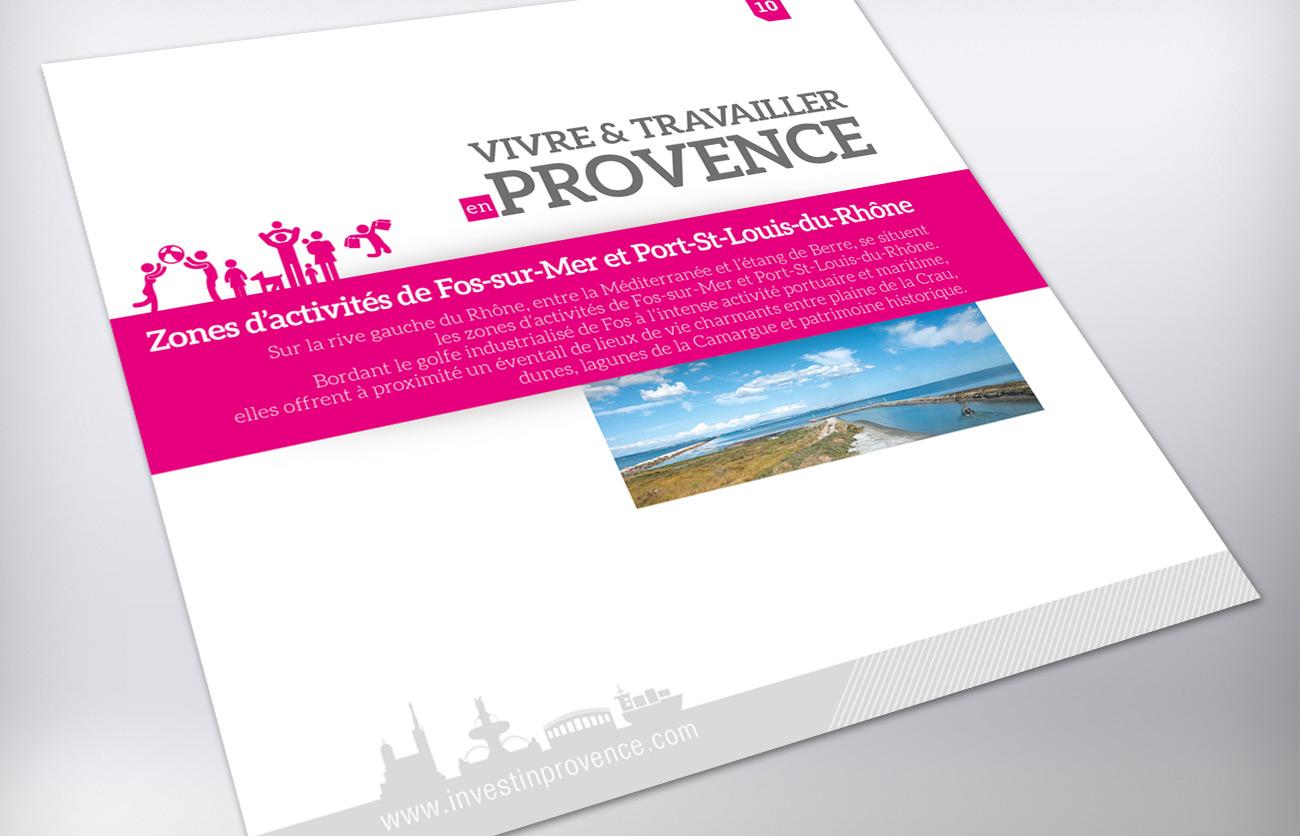 Zones d'activités de Fos-sur-Mer et Port-St-Louis-du-Rhône