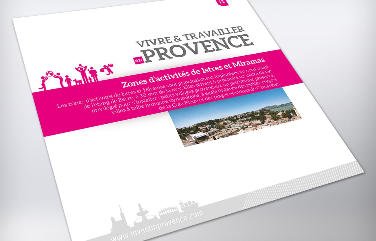 Zones d'activités de Istres et Miramas