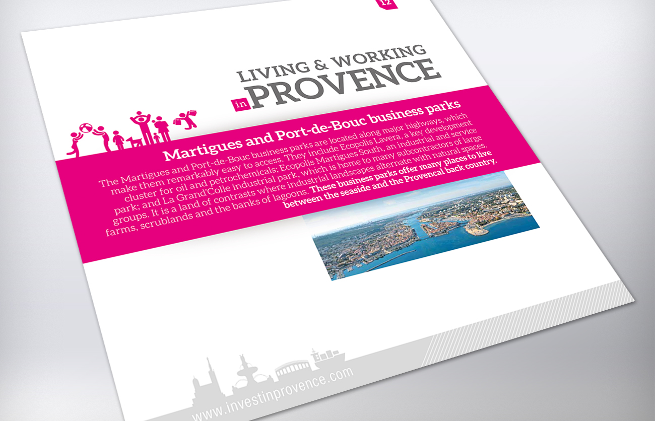 Martigues and Port-de-Bouc business parks