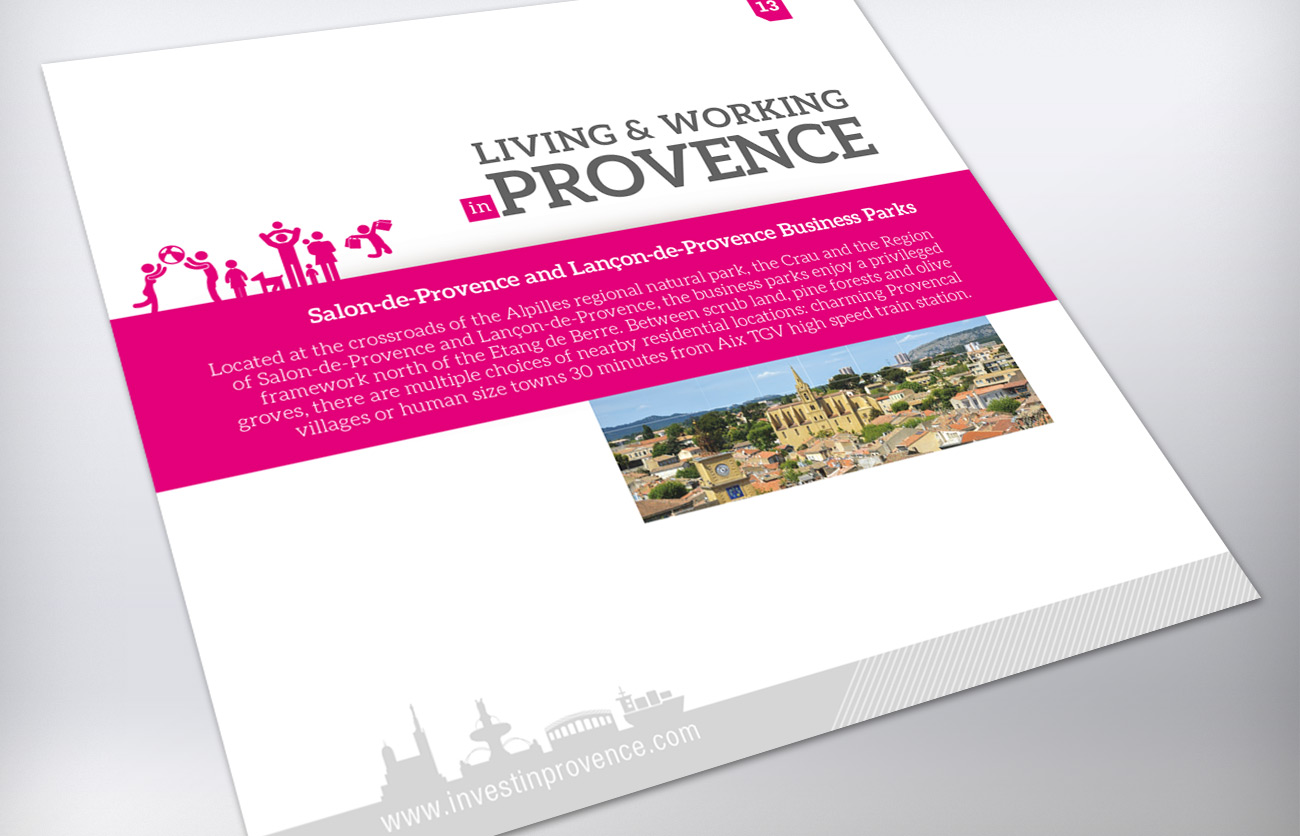 Salon-de-Provence and Lançon-de-Provence Business Parks