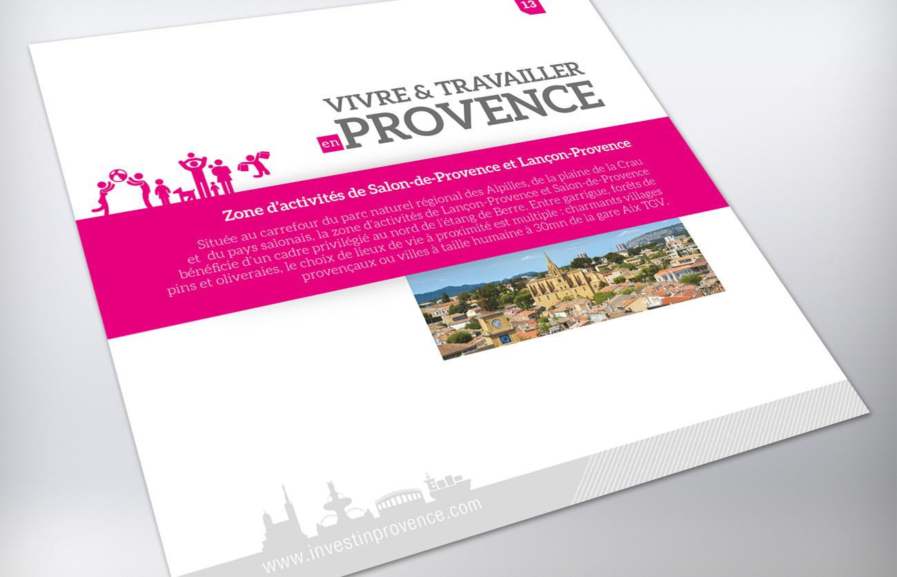 Zone d'activités de Salon-de-Provence et Lançon-Provence