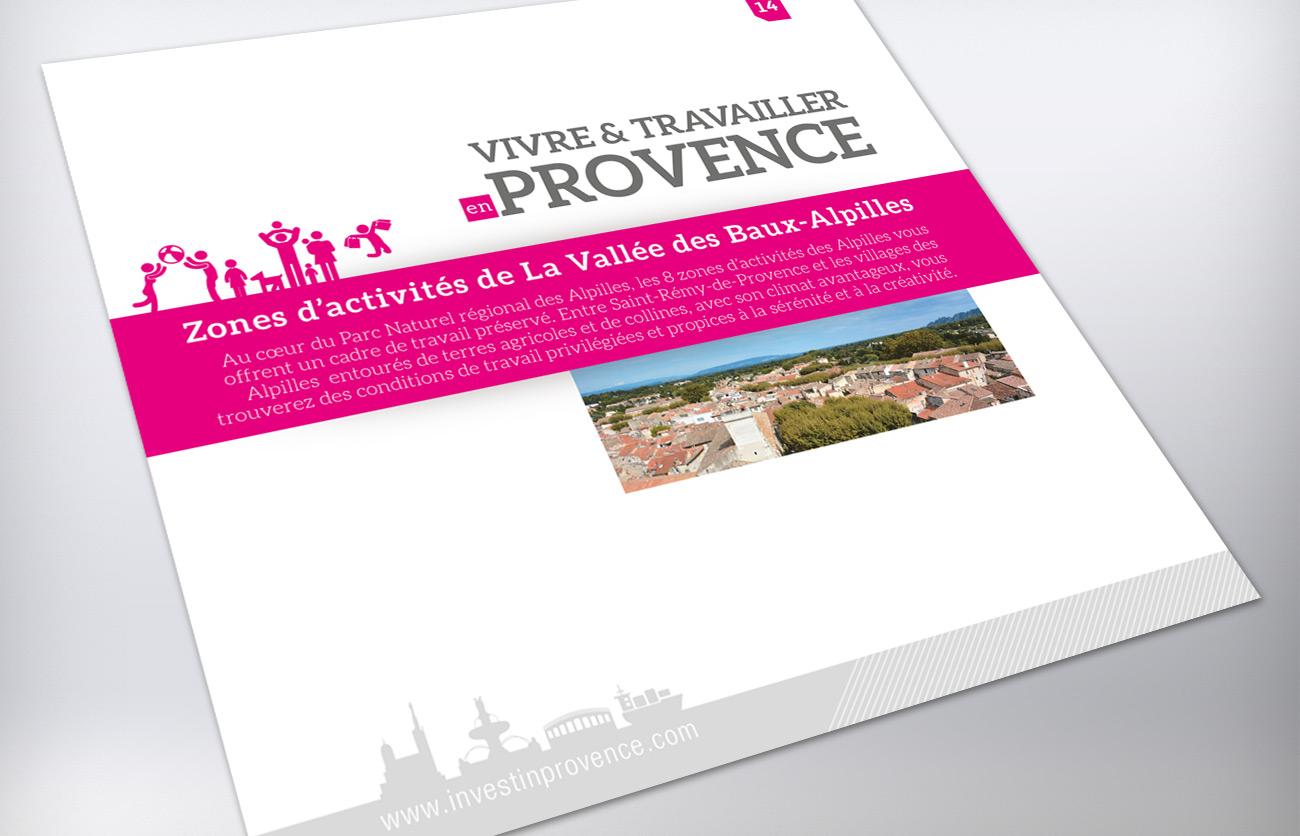 Zones d'activités de La Vallée des Baux-Alpilles