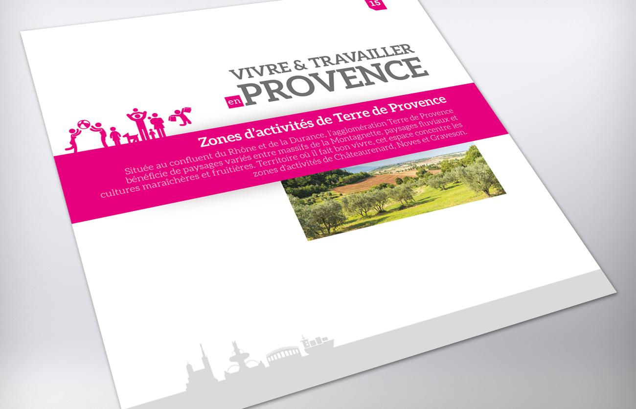 Zones d'activités de Terre de Provence