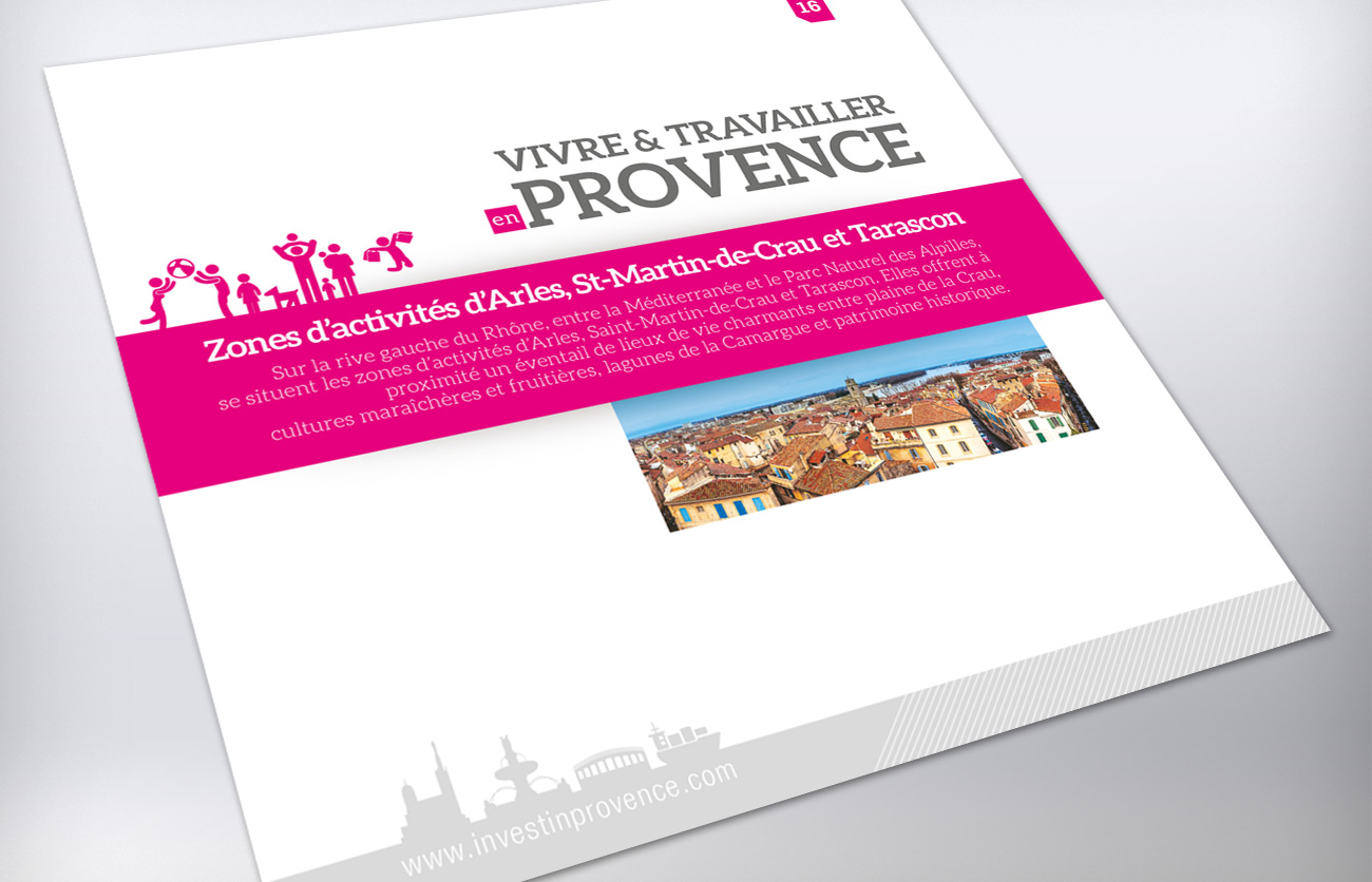 Zones d'activités d'Arles, St-Martin-de-Crau et Tarascon