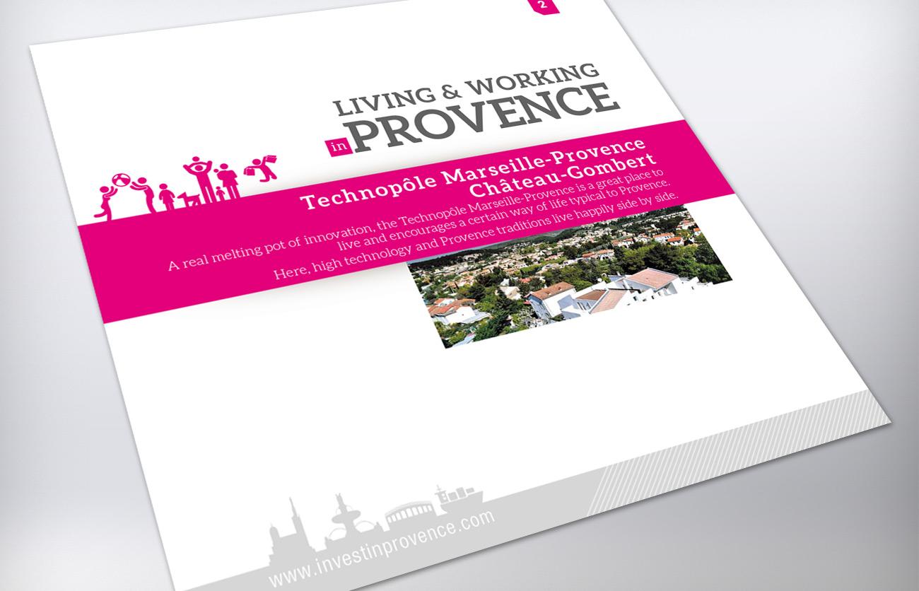 Technopôle Marseille-Provence Château-Gombert