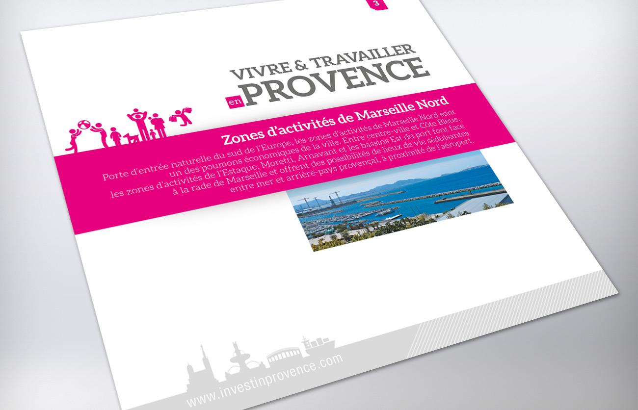 Zones d'activités de Marseille Nord