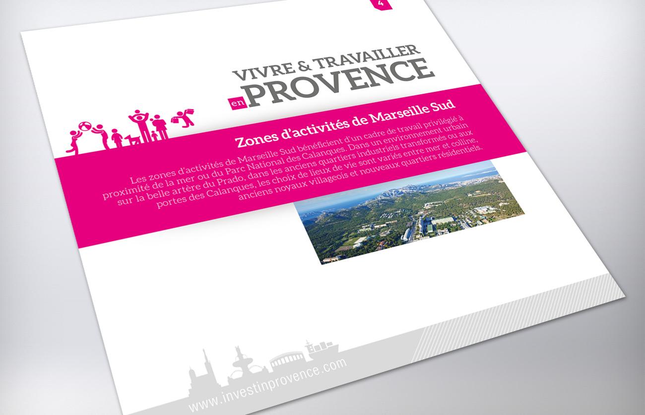 Zones d'activités de Marseille Sud