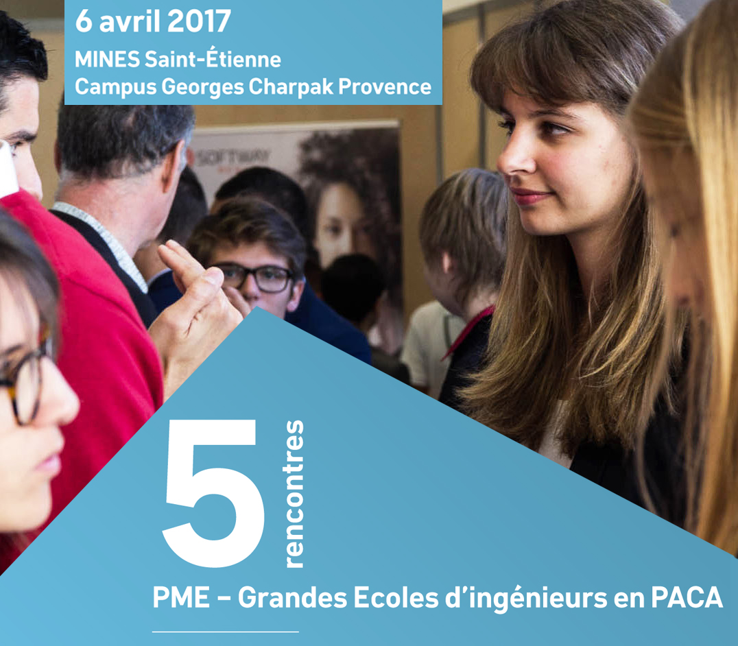Rencontres PME - Grandes Ecoles d'ingénieurs en Paca