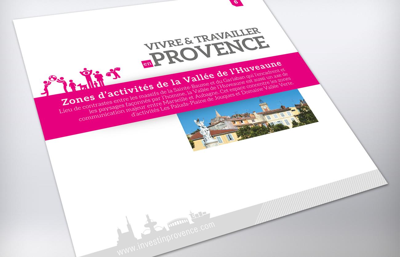 Zones d'activités de la Vallée de l'Huveaune