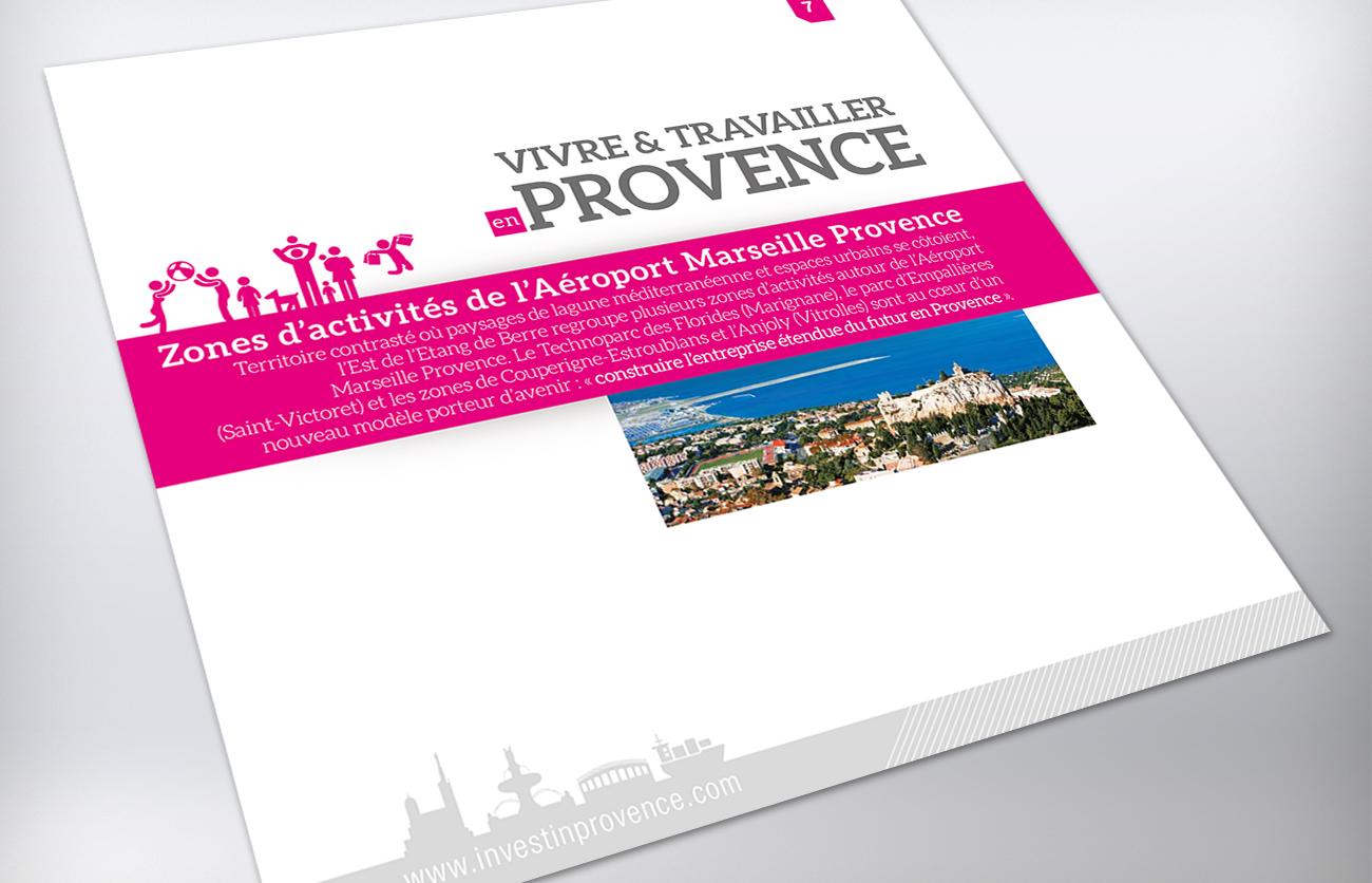Zones d'activités de l'Aéroport Marseille Provence