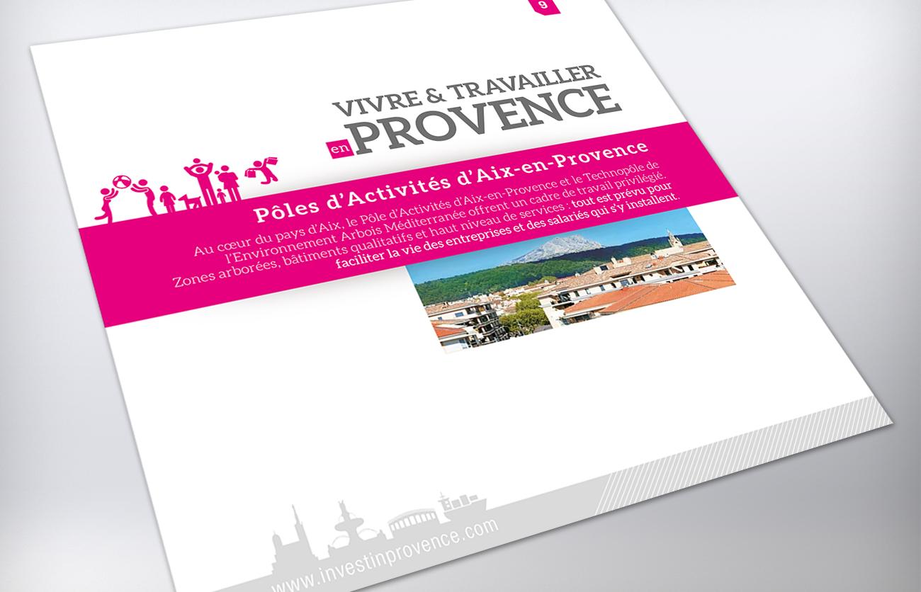 Pôles d'Activités d'Aix-en-Provence