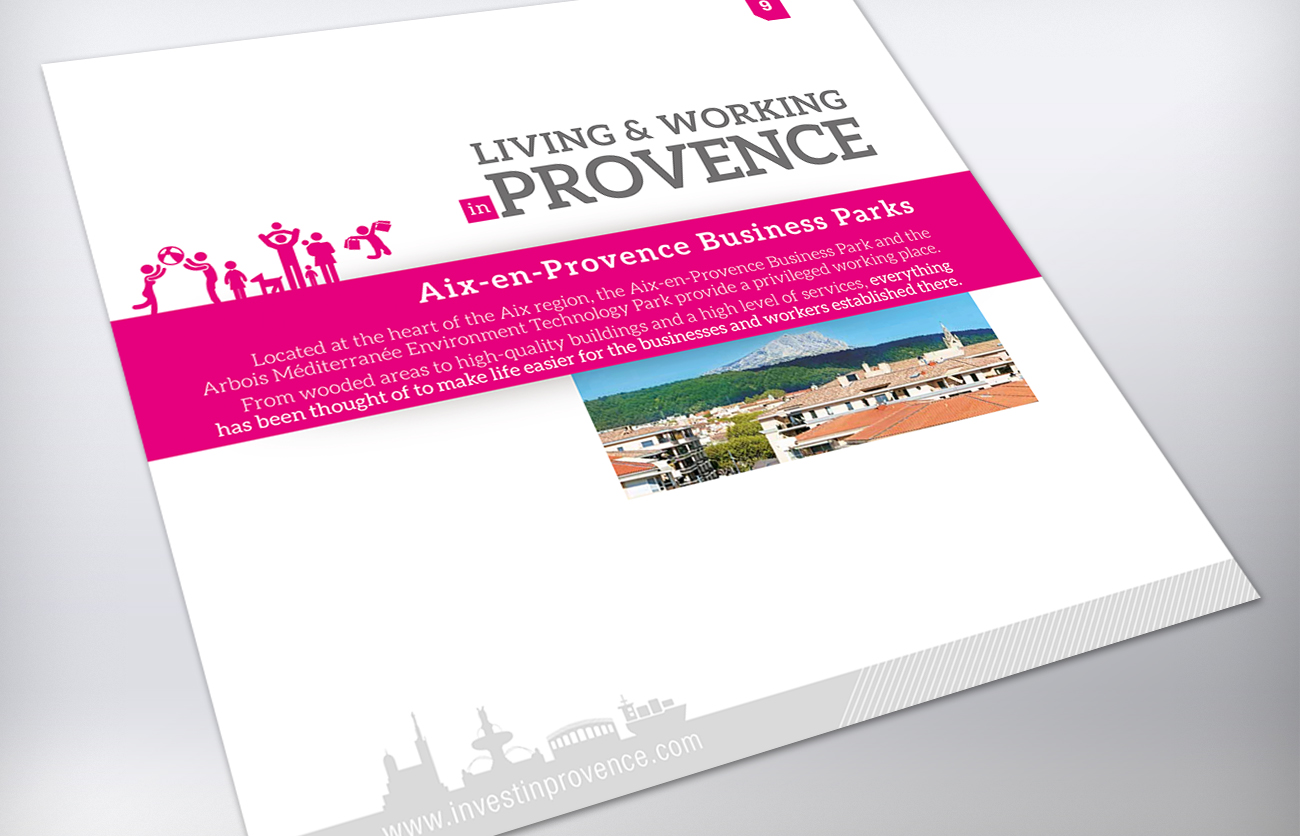 Aix-en-Provence Business Parks