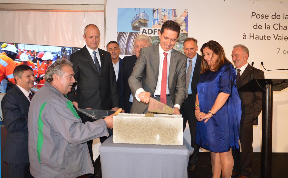 Groupe ADF investit 3,5 M€ à Fos pour conquérir de nouveaux marchés