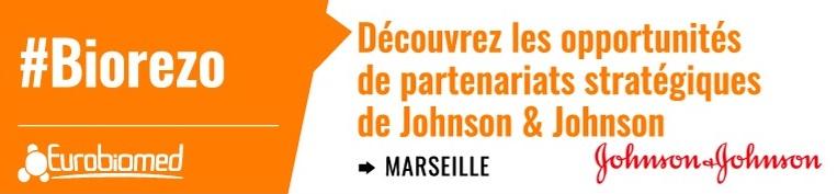 Johnson & Johnson promeut l'innovation dans le monde et aussi en Provence