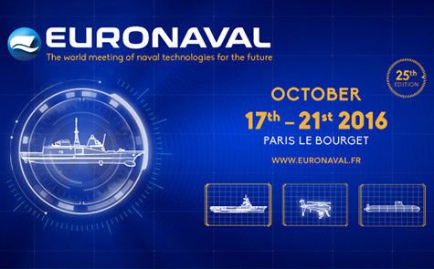 Euronaval 2016: Provence Out to Conquer the Military Sector