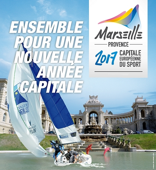 Marseille, Capitale européenne du sport en 2017