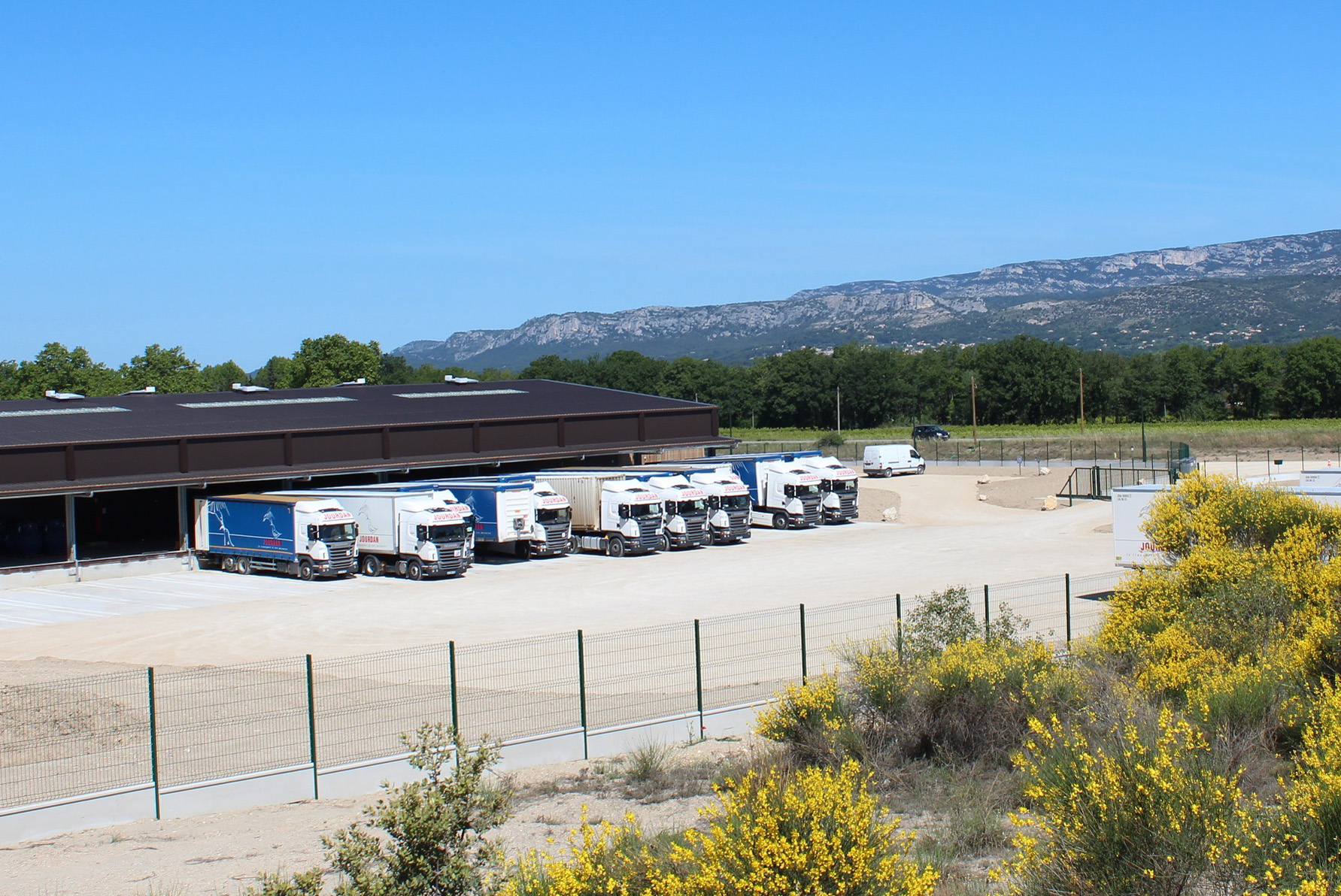 Transports Jourdan expands in Provence and invests €2 million