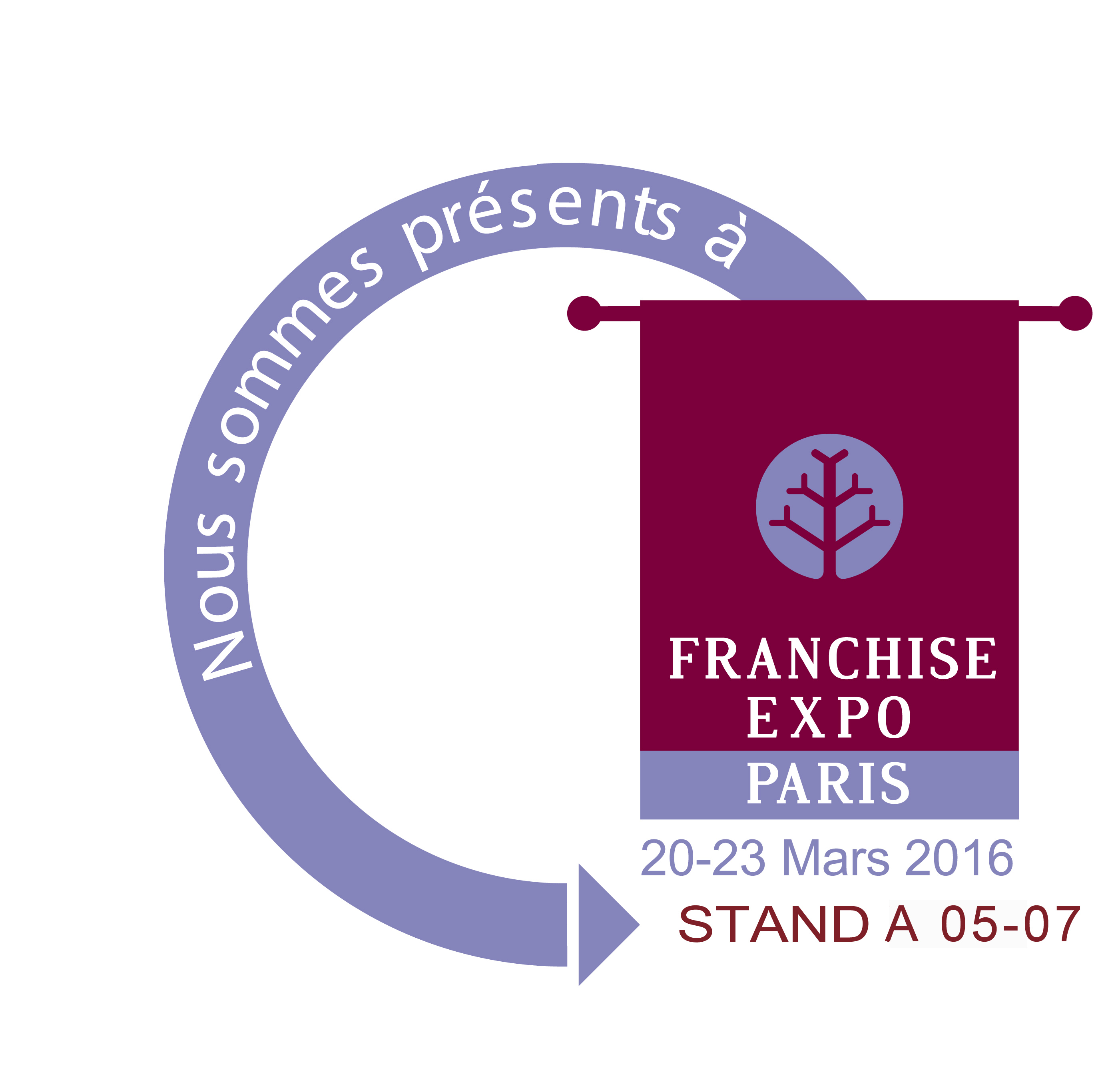 Provence Promotion at Franchise Expo 2016 alongside the Marseille Provence CCI