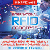 International RFID Congress à Marseille