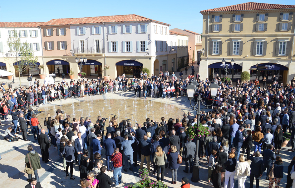 McArthurGlen unveils its first outlet village in Provence