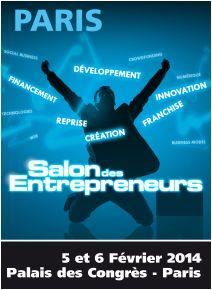 Provence Promotion sera au Salon des Entrepreneurs à Paris