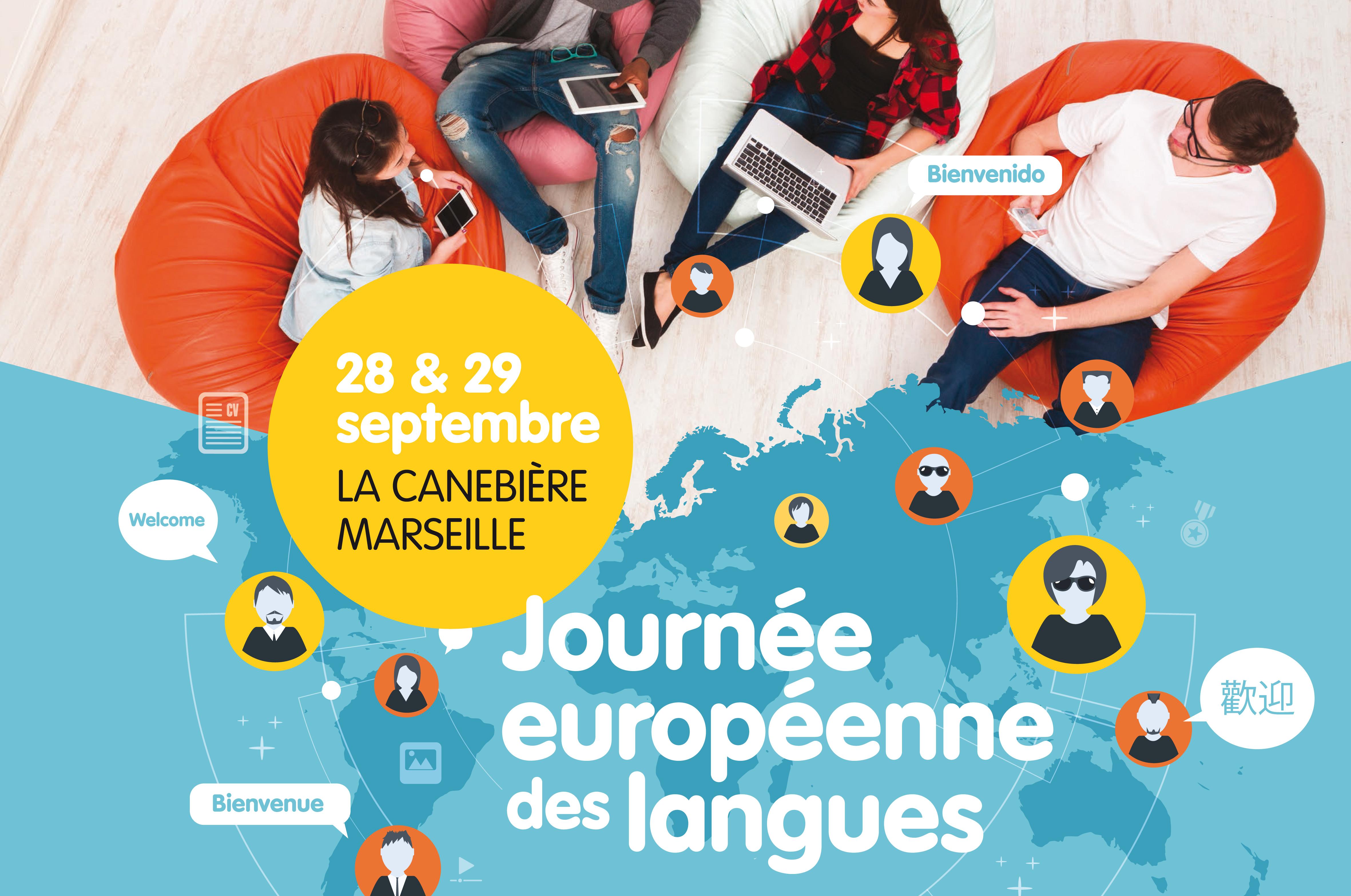 Fête des langues à Marseille