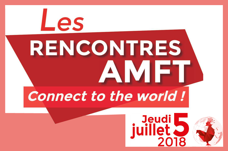 Participez aux Rencontres Aix-Marseille French Tech to Connect the World
