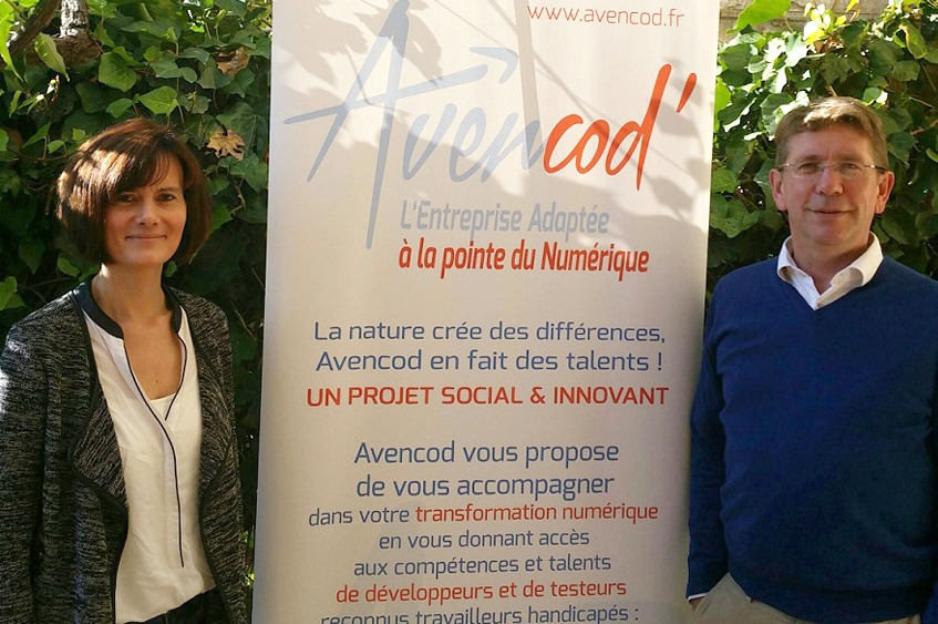 Avencod takes root in Provence and turns disabilities into IT solutions