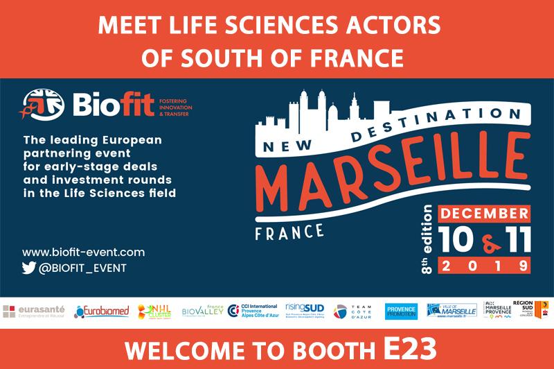 BioFIT, événement leader des partenariats biotech en Europe, s'ouvre à Marseille