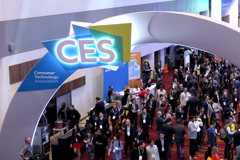 Les entreprises provençales s'exposent en nombre au CES de Las Vegas