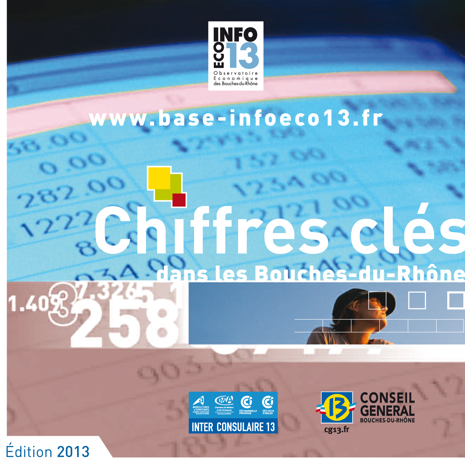 Les chiffres clés des Bouches-du-Rhône - Edition 2013