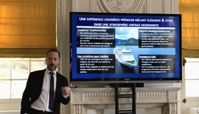 Cruise Line Cmv Opens Its French Headquarters In Marseille Invest In Provence