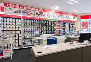 Office Depot teste son nouveau concept de point de vente en Province