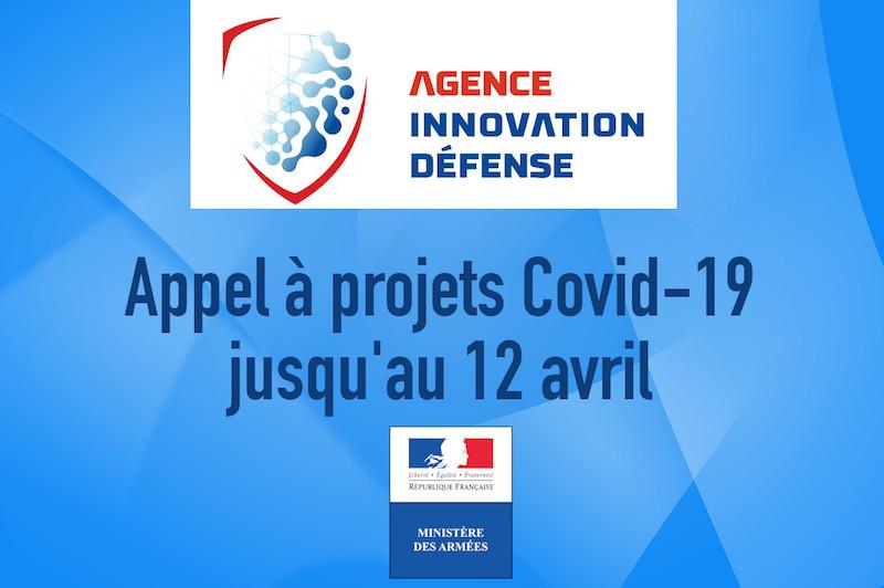 La Défense soutient l'innovation pour lutter contre le Covid-19