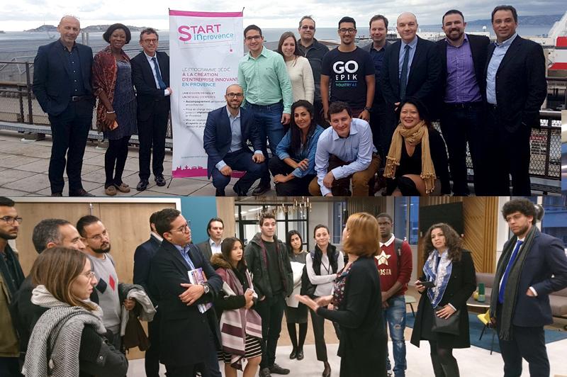 EMERGING VALLEY, un bilan positif et du jeu collectif pour la Métropole Aix-Marseille-Provence