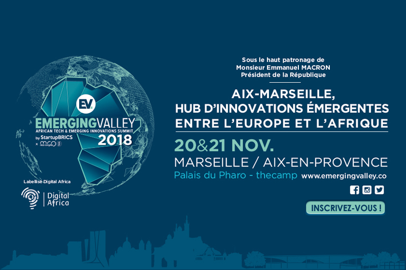 EMERGING VALLEY – The Summit on Emerging Africa-Europe Innovation