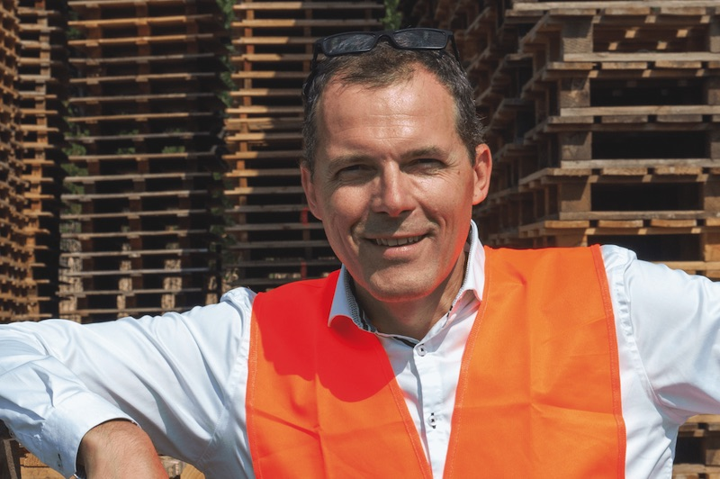 Epalia adds new capabilities to reuse pallets in Provence