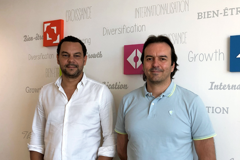 How does a Tunisian start-up studio share its ambitions with Provence?