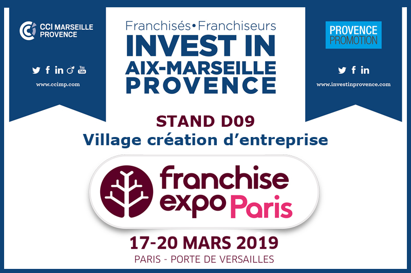 In search of new concepts at Franchise Expo Paris