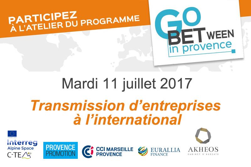 Informez-vous sur la transmission d'entreprises à l'international