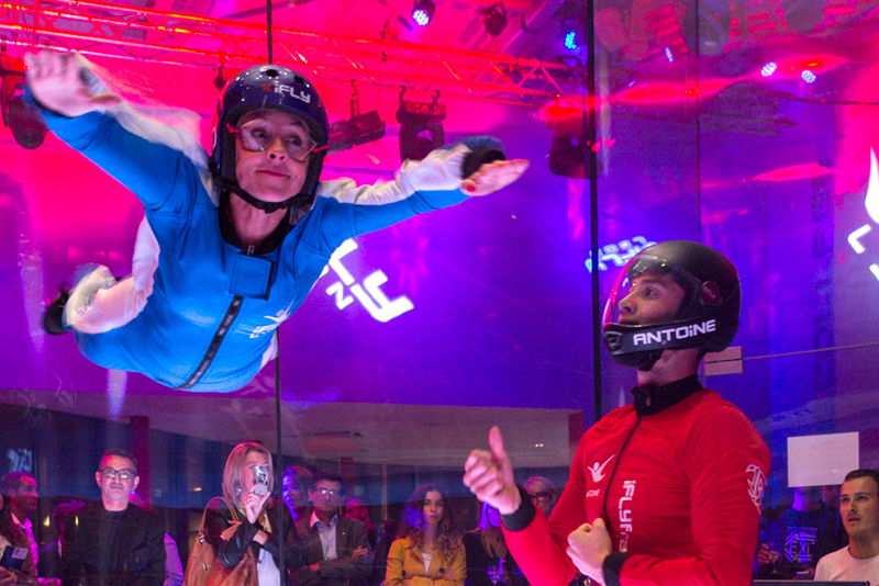 iFLY in Bouc-Bel-Air – Fulfilling a Dream of Flying