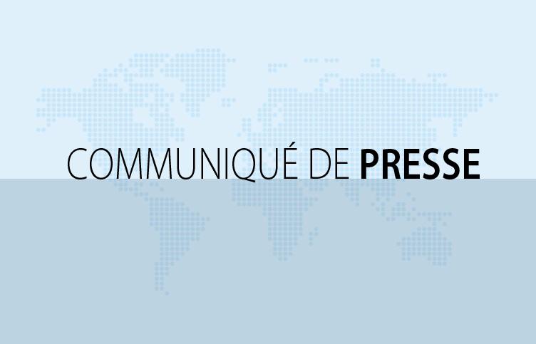 Communiqué de presse - Marseille-Fos attire la plus grande usine 100 % chinoise en France / 09.01.2018