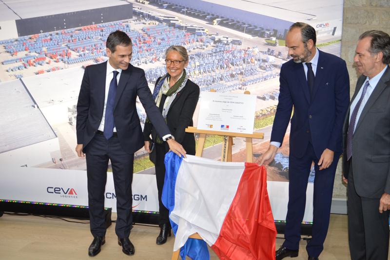 Mobilisation inédite pour les salariés de CEVA Logistics en Provence