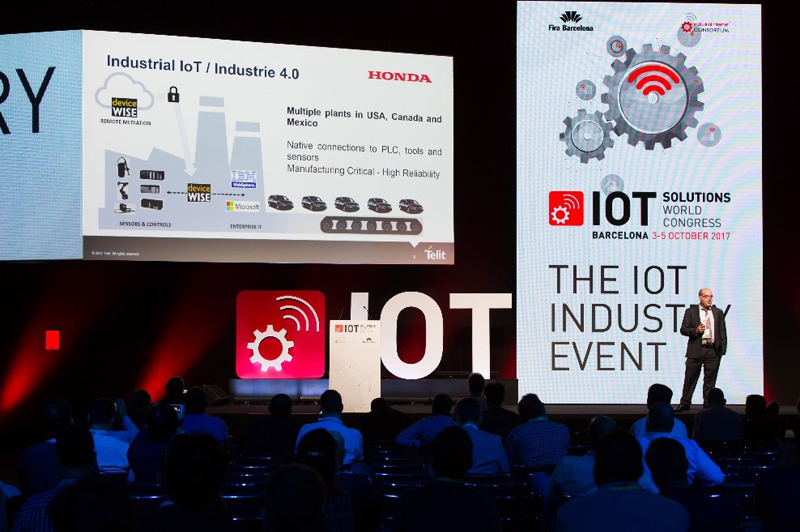 L'IOT Solutions World Congress à Barcelone s'impose comme incontournable