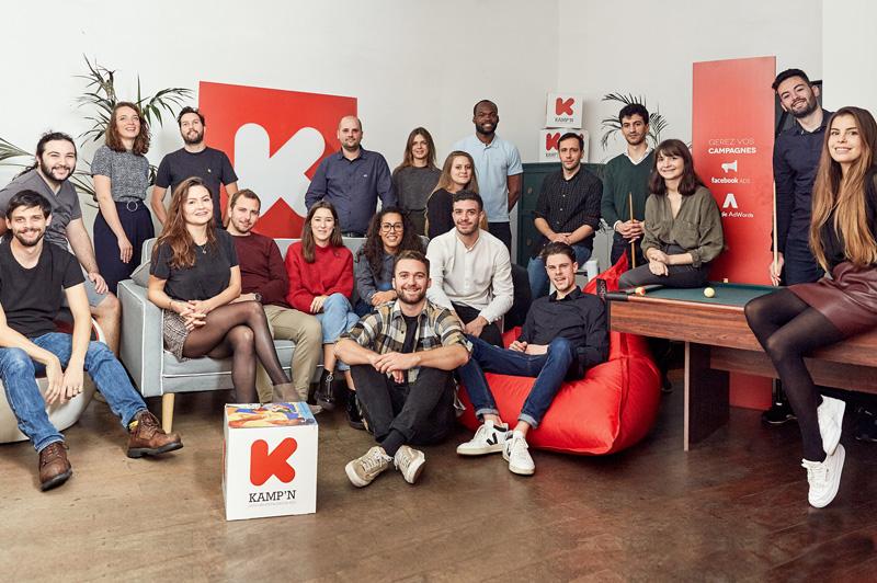 Marketing Digital : la start-up Kamp'n s'épanouit à Marseille !