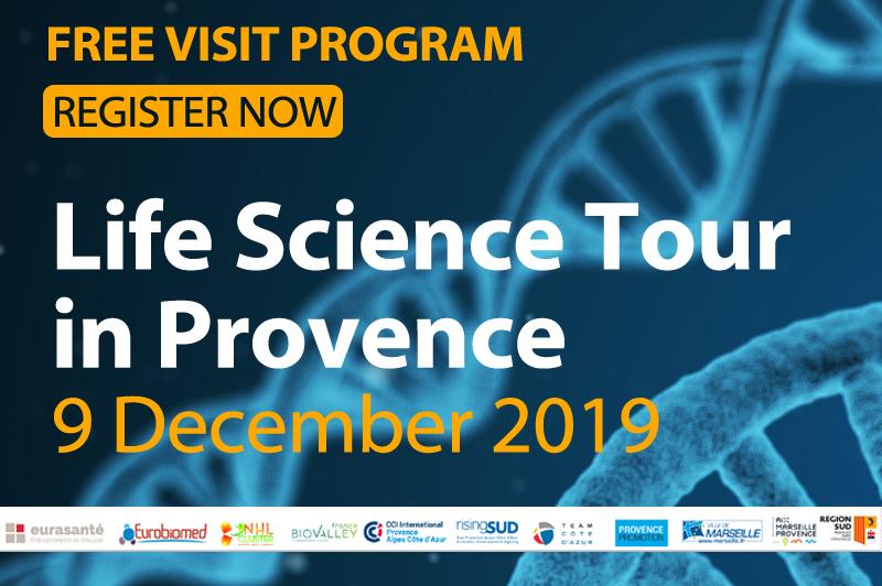 Un « Business Tour » à la découverte des Sciences de la Vie en Provence