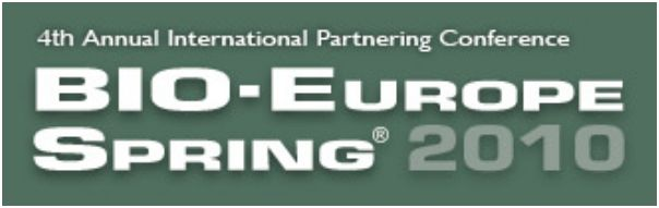 "4th ""Bio-Europe Spring"" Annual International Partnering Conference"