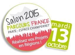Provence Promotion anime deux ateliers au salon Parcours France 2015 à Paris