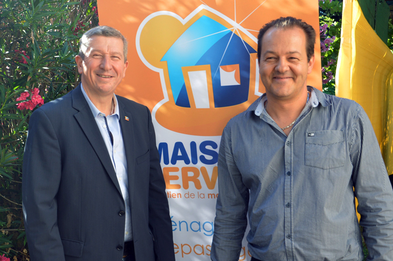Maison & Services: A franchiser and a franchisee meet in Marseille