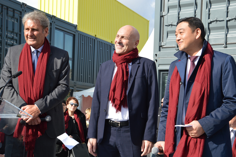 When Chinese wholesalers make Marseille a global hub for textiles